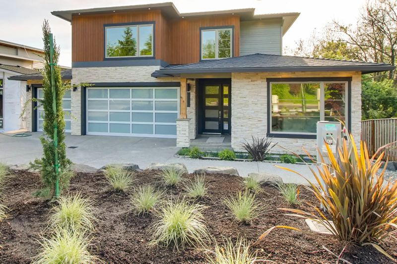COURTESY: MA+DS HOME TOURS  - Brand new home number Six by JT Roth Construction in Lake Oswego has five bedrooms, 4.5 bathrooms, 4,100 square feet over three floors with a big deck.