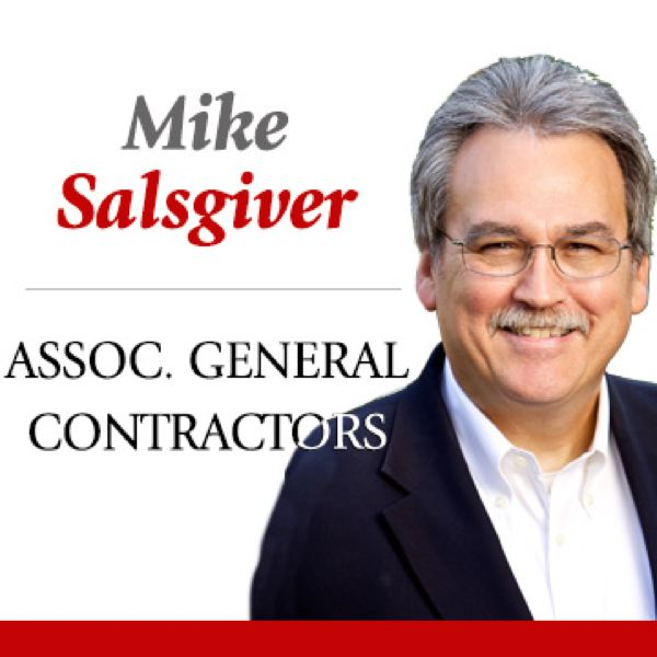 PAMPLIN MEDIA GROUP - Mike Salsgiver of the AGC says relationships are more than just soft skills in construction.