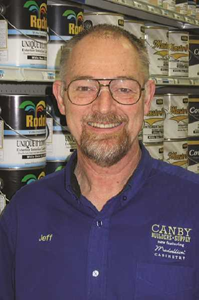 CANBY BUILDERS SUPPLY - Jeff Cocoran