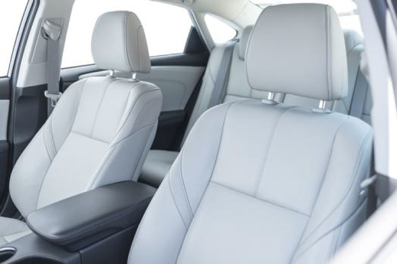 PORTLANDS TRIBUNE: JEFF ZURSCHMEIDE - The mid-level Touring trim includes leather upholstery with heat in both the front seats. The seats are power-adjustable with a seat position memory system.