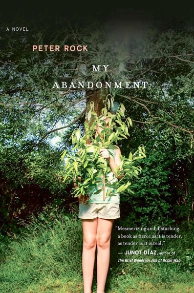 COURTESY PHOTO - The latest book cover of local author Peter Rock's 2009 novel, 'My Abandonment,' adapted from Oregonian articles following the true story of a homeless father and daughter in Forest Park.