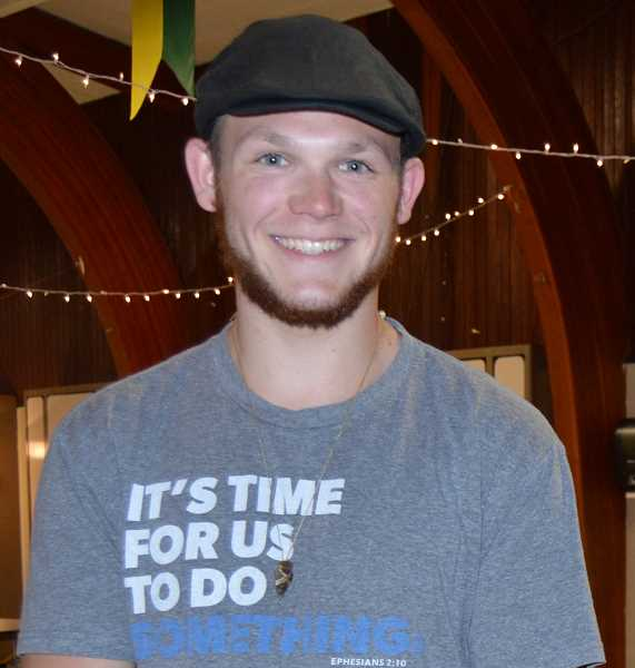 PIONEER PHOTO: CINDY FAMA  - Okehmos Olsen is set to graduate from Clackamas Community College with recognition. He'll then attendOregon State University to study Civil Engineering.