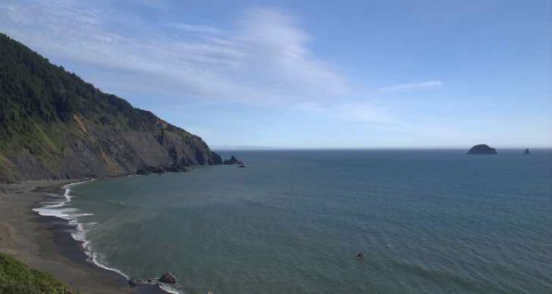 OREGON STATE PARKS - Humbug Mountain State Park in Port Orford