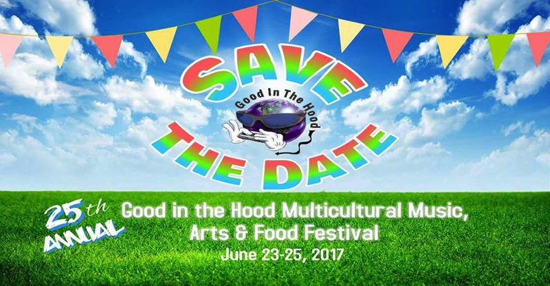 GOOD IN THE HOOD - The festival will go on as planned.