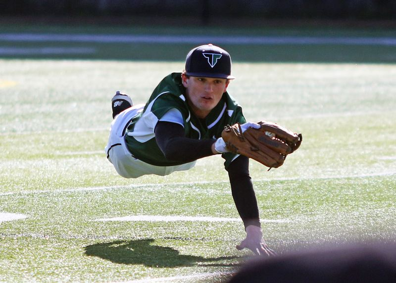 DAN BROOD - Tigard senior Brett Thomas was selected to play in the upcoming Oregon All-Star Baseball Series.