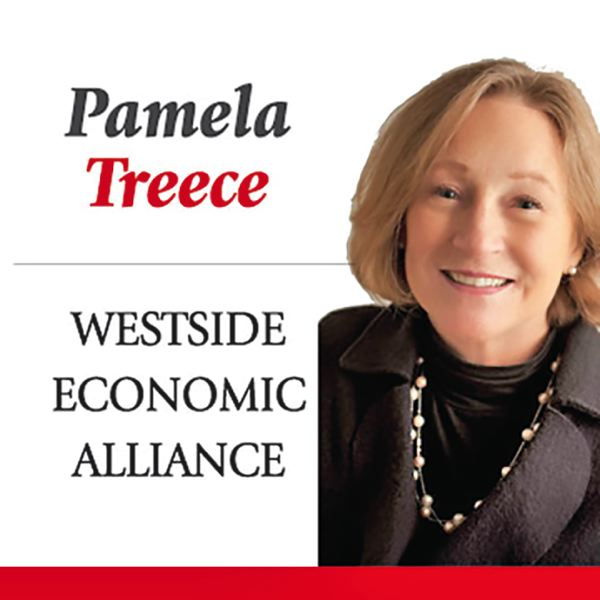PAMPLIN MEDIA GROUP - Pamela Treece: home is where the heart is.