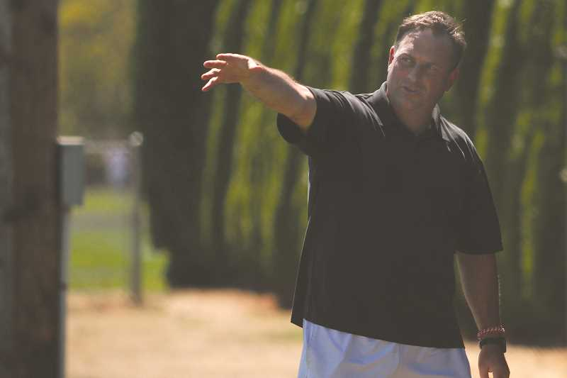 PHIL HAWKINS - Woodburn boys varsity soccer coach Stan Baker is leaving the program after four years at the helm that culminated in the 2016 5A State Championship. Baker never lost to a Mid-Willamette Conference opponent in his career with Woodburn and guided the Bulldogs to two semifinals appearances and two trips to the state title game.
