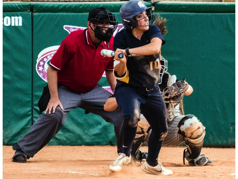 CORBAN UNIVERSITY: DOUG PFEILER - David Douglas graduate Paige Martin homered twice to in Corbans playoff opener on the Warriors way to the NAIA Softball World Series.