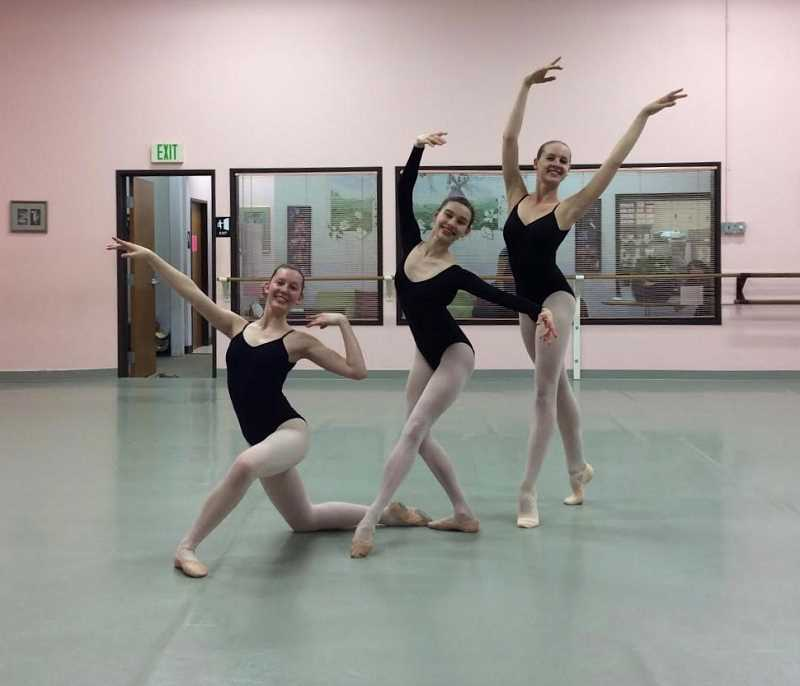 """COURTESY JUNE TAYLOR SCHOOL OF DANCE - Sarah Valesano, left, of Sherwood, was the Lilac Fairy in the June 24 production of """"Sleeping Beauty"""" performed by the June Taylor School of Dance at PCC's Sylvania Performing Arts Center."""