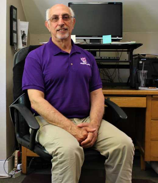 CONNECTION PHOTO: HANNAH RANK - Retiring Neighborhood House Executive Director Rick Nitti says his work was more of a calling than a career choice. He worked at the organization for nearly 20 years.