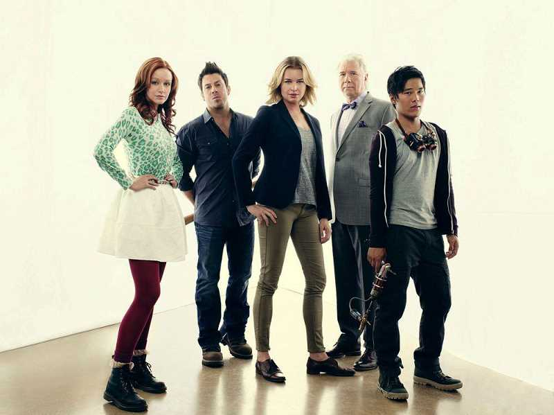 TNT series 'The Librarians' is filing in Forest Grove next week, and they are looking for local extras.