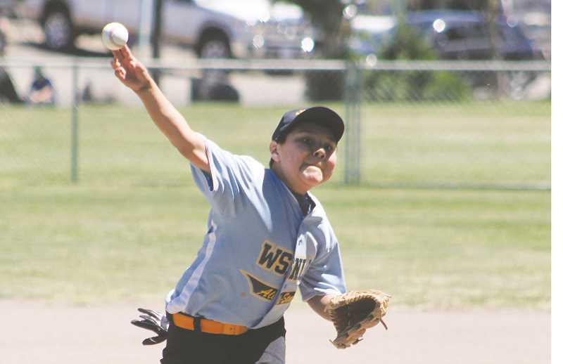 PIONEER FILE PHOTO - The Oregon District 5 All-Star Tournament kicks off Saturday in Redmond. Jefferson County Little League will send two baseball teams and four junior softball players to team up with players from Prineville and Sisters. Warm Springs Nation Little League will send three softball teams and one baseball team.