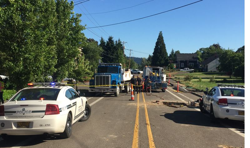 CONTRIBUTED PHOTO: CLACKAMAS COUNTY SHERIFF'S OFFICE - Lavell was working on a construction site near Southeast 132nd Avenue and Southeast Rose Meadow Drive in Happy Valley when he was killed.