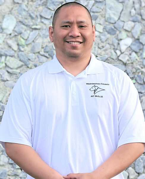 COURTESY PHOTO - Washington County Pit Bulls owner and head coach Mark Ancheta hopes to rally the community around his team by rally around it.