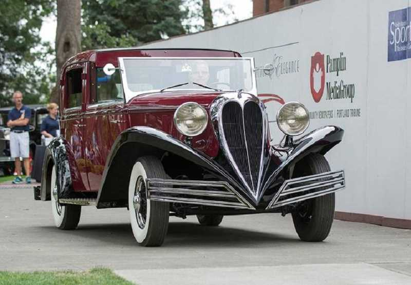 SUBMITTED PHOTO - Concours d/Elegance is Saturday, July 16 in Forest Grove.