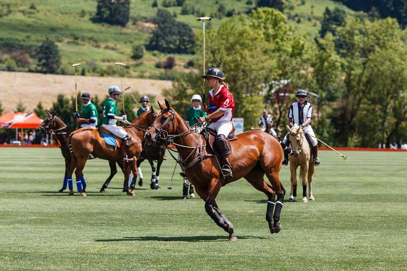 SUBMITTED PHOTOS: ANDREA LONAS PHOTOGRAPHY - The Oregon Polo Classic will be held July 22-23 at Hidden Creek Polo Club in West Linn. Get tickets now for the charity event.