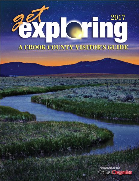 (Image is Clickable Link) Get Exploring Crook County Visitors Guide 2017
