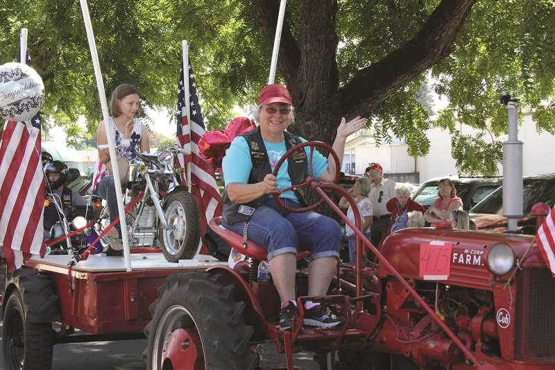 INDEPENDENT FILE PHOTO - The Hop Festival parade starts at 10 a.m. Saturday.