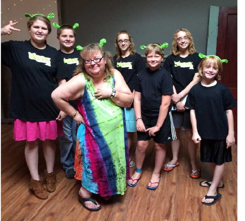 PHOTO COURTESY OF PRINEVILLE MUSIC THEATER CAMP