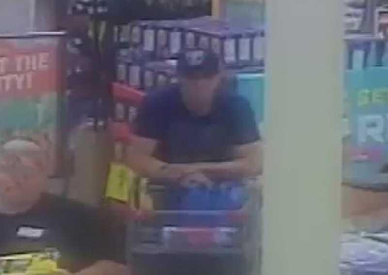 A second suspect in the June 16 burglary, in which two men made off with a Mercedes and $22,000 in personal items.