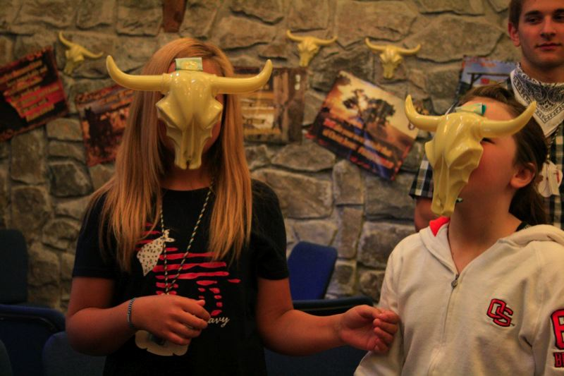 CONTRIBUTED PHOTO - Things can get pretty whacky at vacation Bible school.