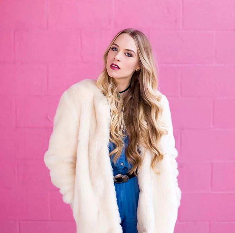 COURTESY PHOTO - Haley Johnsen is one of three new acts gracing the stage at this year's Soulful Giving Blanket Concert. She got her start after appearing on American Idol.