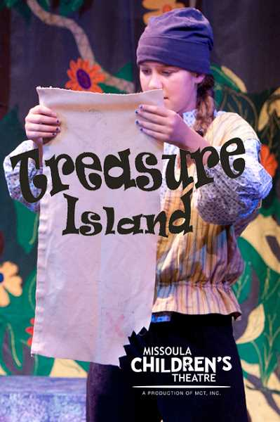 COURTESY OF MISSOULA CHILDRENS THEATRE - Missoula Childrens Theatre returns to town for performances of Treasure Island from Aug. 7 through 12.
