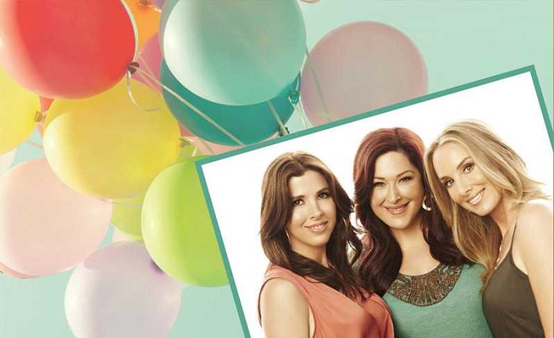 COURTESY OF LOVE BITES BY CARNIE WEBSITE - Wilson Phillips, which includes Wendy Wilson, Carnie Wilson and Chynna Phillips, will perform at the grand opening of Love Bites, set for Aug. 26.
