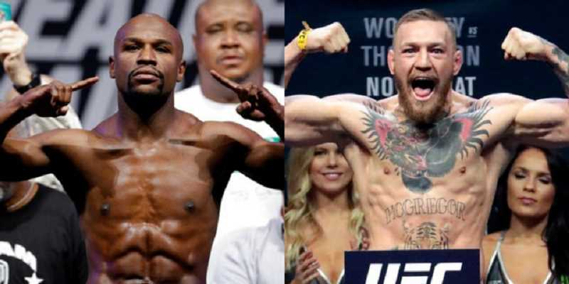 COURTESY PHOTO - The Floyd Mayweather and Conor McGregor fight will likely be the largest grossing fight of all-time.