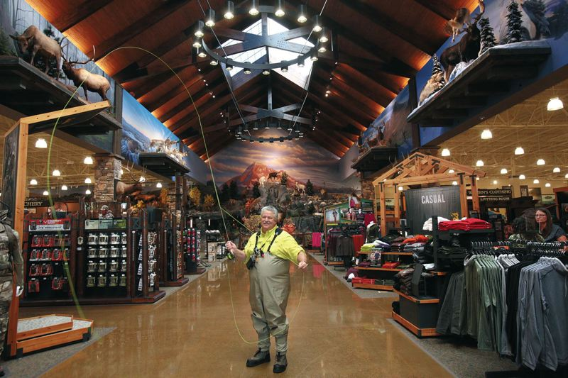 FILE - Cabela's in Tualatin was involved in a grant award to the Oregon Tuna Classic this month.