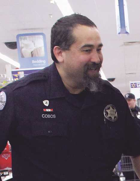 INDEPENDENT FILE PHOTO - Former Woodburn police officer Timothy Cobos, pictured in 2014, pleaded guilty to three counts of official misconduct.