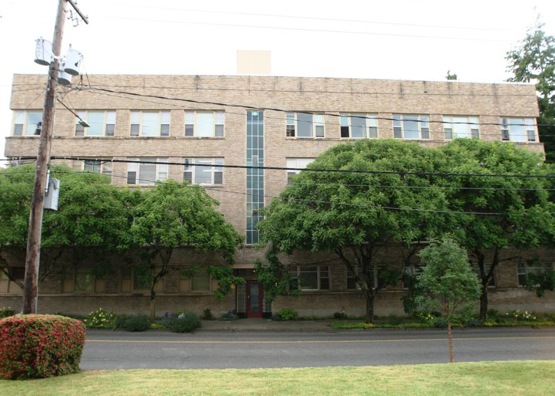COURTESY PHOTO: SACHP - The nurses' quarters building, 6012 S.E. Yamhill St., was named to the National Register of Historic Places July 3.