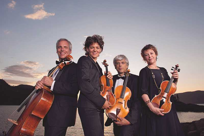 COURTESY PHOTO - Alcan Quartet, AKA Quatuor Saguenay