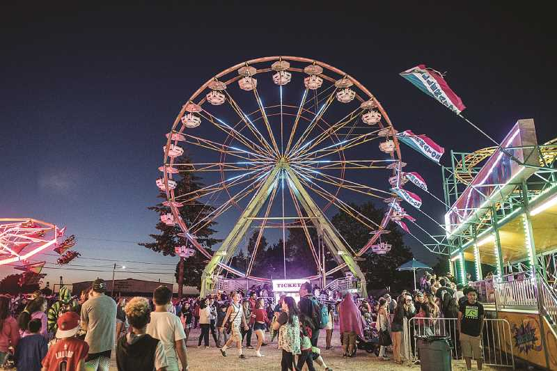 FILE PHOTO - Thousands are expected to make the journey to Hillsboro next week for the Washington County Fair.