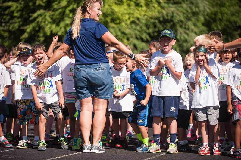 SPOKESMAN FILE PHOTO - Kiwanis Fun Run returns July 29, with both 5K and fun run options.