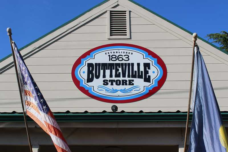 SPOKESMAN PHOTO: ANDREW KILSTROM - The Butteville General Store is the oldest continuous business in Oregon.