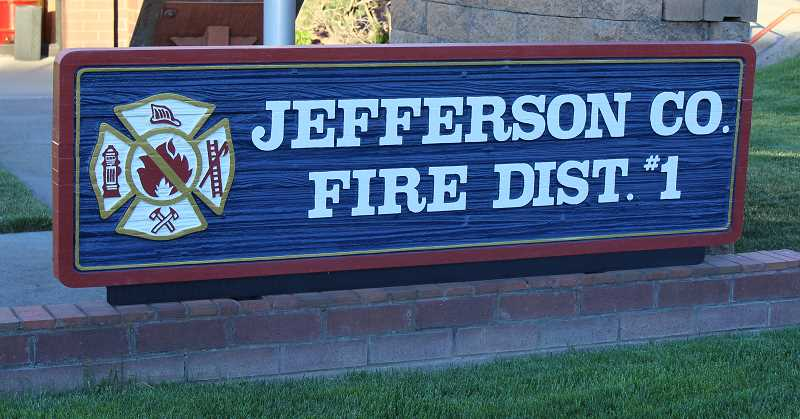 HOLLY M. GILL - The Jefferson County Fire District has improved its safety rating, which may result in reduced fire insurance rates for patrons.