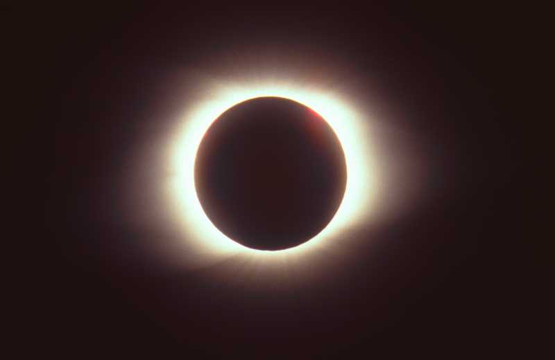 CENTRAL OREGONIAN - The total solar eclipse happens Aug. 21.