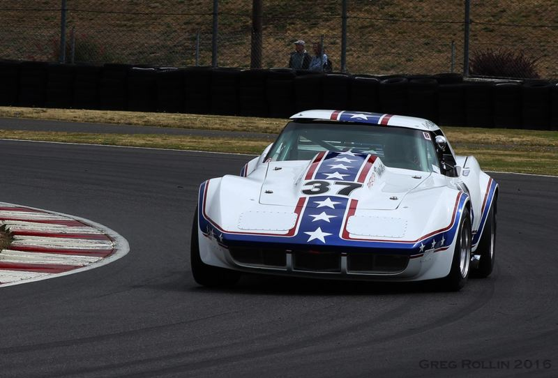 COURTESY PIR - Trans Am cars return to Portland international Raceway for the first time since 2009 during the Vintage Race series from July 28 to 30.