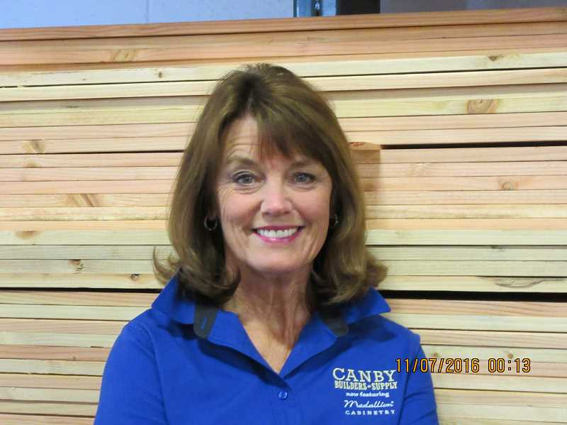 CANBY BUILDERS SUPPLY - Holly Rodway, Owner