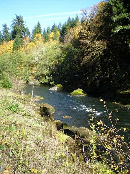 JOHN BAKER - Having more eyes on the prize, that is the Molalla River Corridor, is going to help keep things cleaner and safer moving forward.