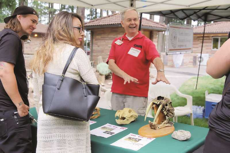 COURTESY PHOTO - The Rice Museum Summer Fest Aug. 5 and 6 promises  unique and educational rock, mineral and jewelry vendors to explore.