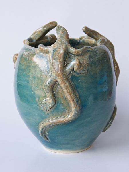 SUBMITTED PHOTO - Three Rivers Artist Guild's Festival of the Arts will feature pottery by Veronica Guzman.