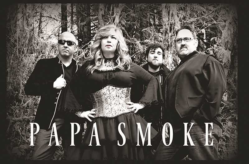 SUBMITTED IMAGE - Papa Smoke closes out Aurora's Concerts in the Park this Saturday evening, August 12.