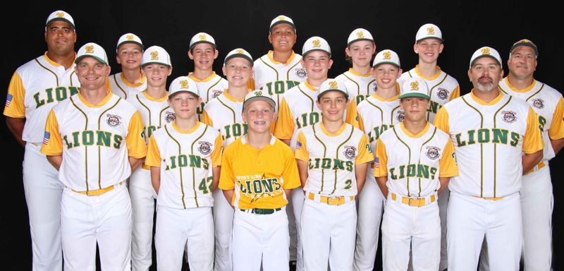 COURTESY CAL RIPKEN WORLD SERIES - The West Linn 12U all-star team went 3-1 and finished fifth at the Cal Ripken World Series in Branson, Mo.