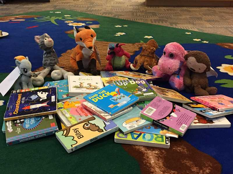 SUBMITTED PHOTOS - Bring your favorite stuffed animals to the Stuffed Animal Sleepover Aug. 23.