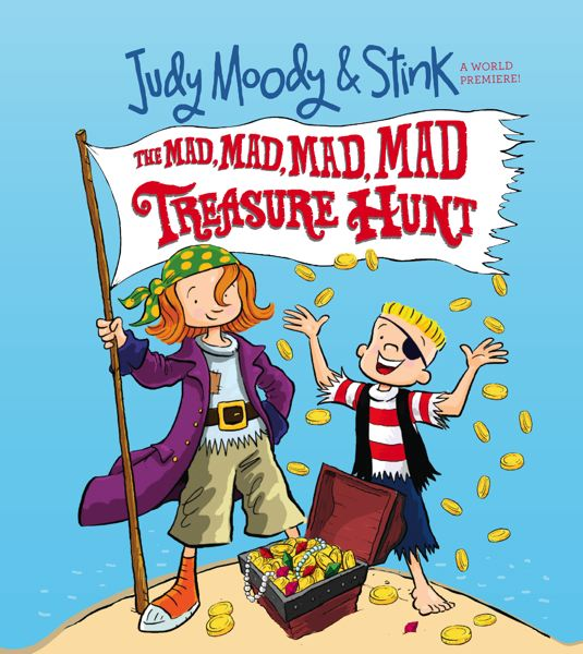 COURTESY IMAGE - Oregon Children's Theatre is collaborating with other companies on a Judy Moody play.