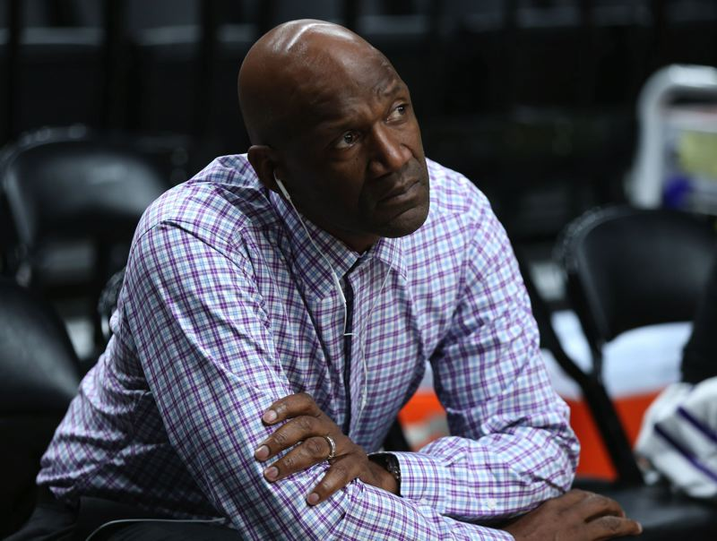 TRIBUNE FILE PHOTO: RANDY L. RASMUSSEN - Terry Porter has a mostly new roster of players as he embarks on his second season as men's basketball coach at the University of Portland.