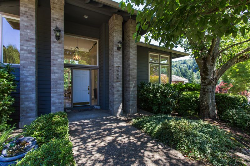 COURTESY PHOTO: LEGACY REALTY GROUP - Designed in the contemporary style, this approximately 3,000-square-foot home offers instant curb appeal.