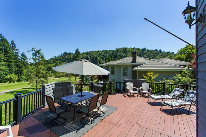 COURTESY PHOTO: LEGACY REALTY GROUP - A newly-refreshed composite deck by TimberTech ensures less upkeep and hassle than traditional cedar decking.